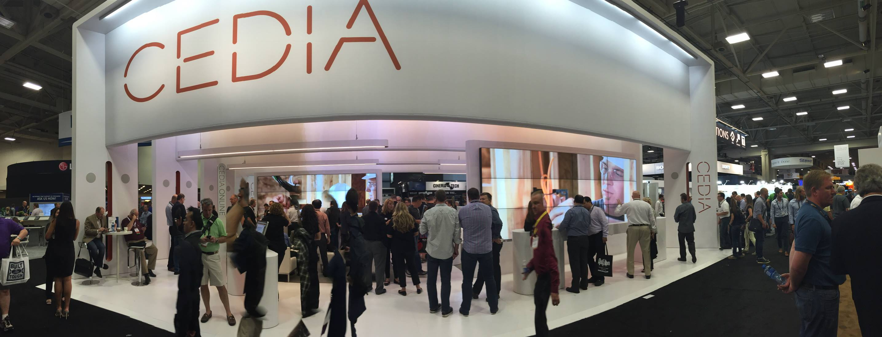 CEDIA 2017 - what's new and cool