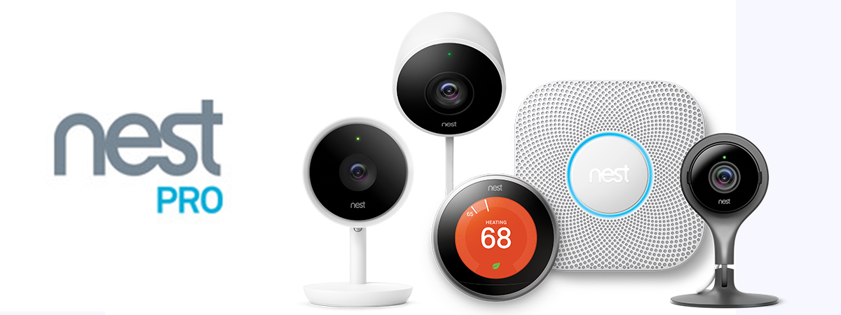 Nest Smart Home Devices